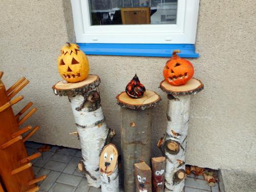 Tvoříme, malujeme podzim