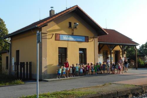 Výlet do Malenic 26. 6.