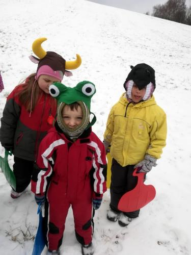 karneval na sněhu (2)